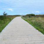 Weg zum Kliff ohne E-Bike