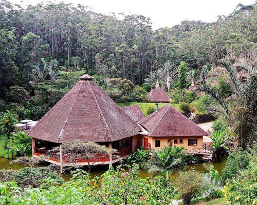 Hotelanlage Andasibe