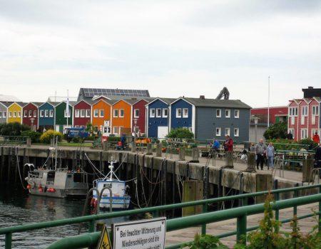 Shopping auf Helgoland