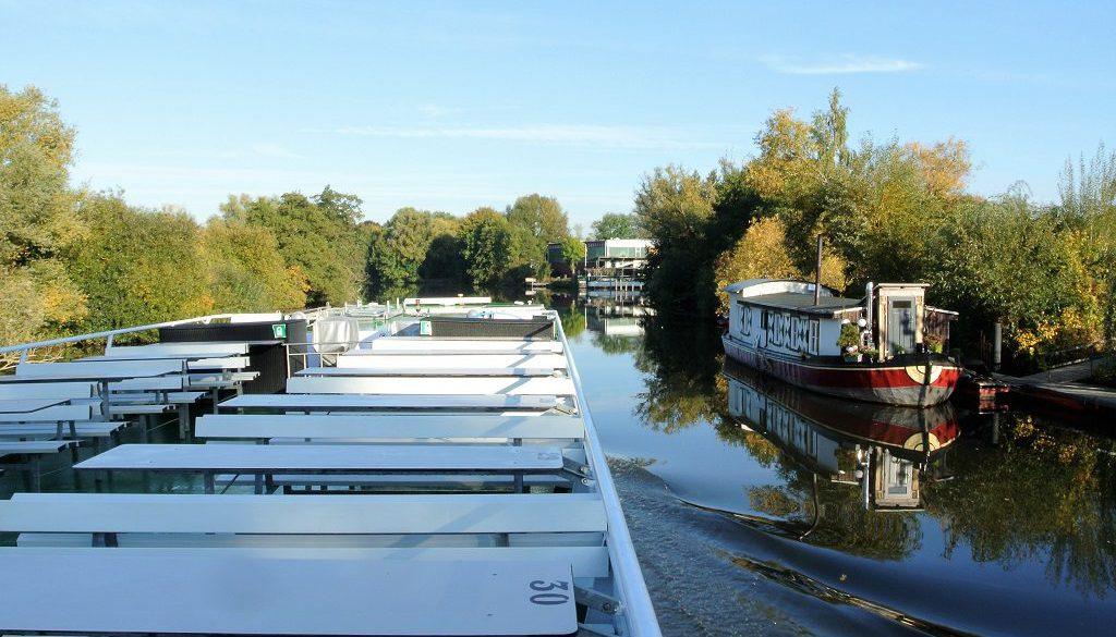Flusskreuzfahrt nach Lüneburg