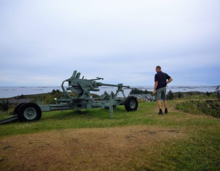 Geschichte 2. Weltkrieg Ort Bud - Atlantikwall