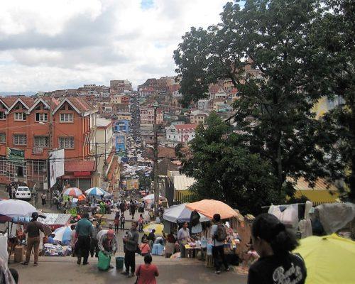 Märkte in Antananarivo