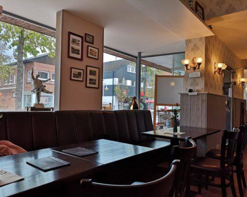 Gemütliches Café