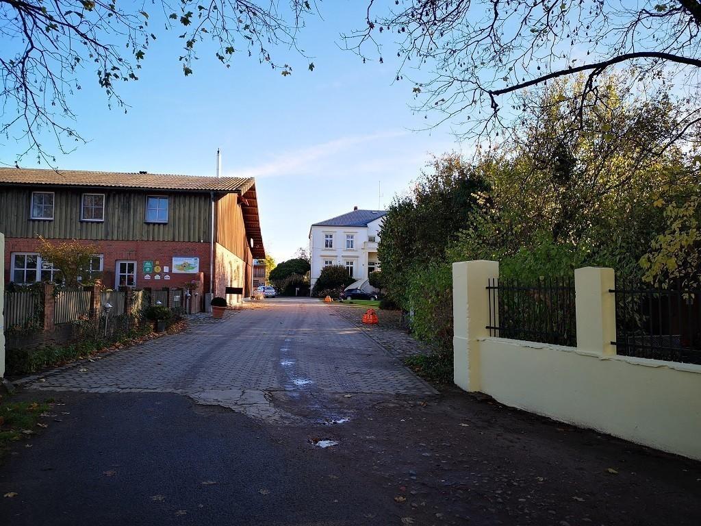 Erster Einblick Ingenhof