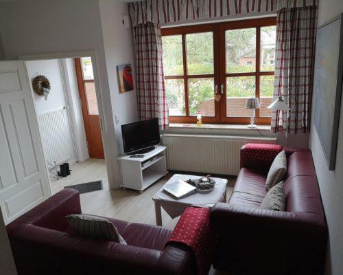 Wohnbereich Apartment
