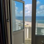 Hotelzimmer Balkon