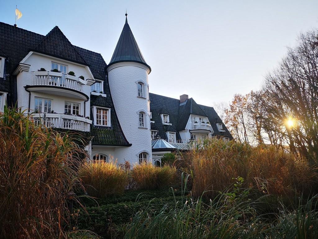 Landhaus Wachtelhof Rückseite