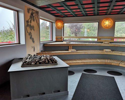 Shitau Meditations-Sauna