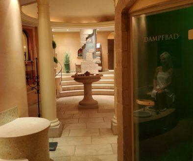 Saunabereich Wachtelhof