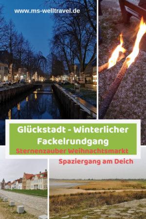 Glückstadt in Schleswig-Holstein