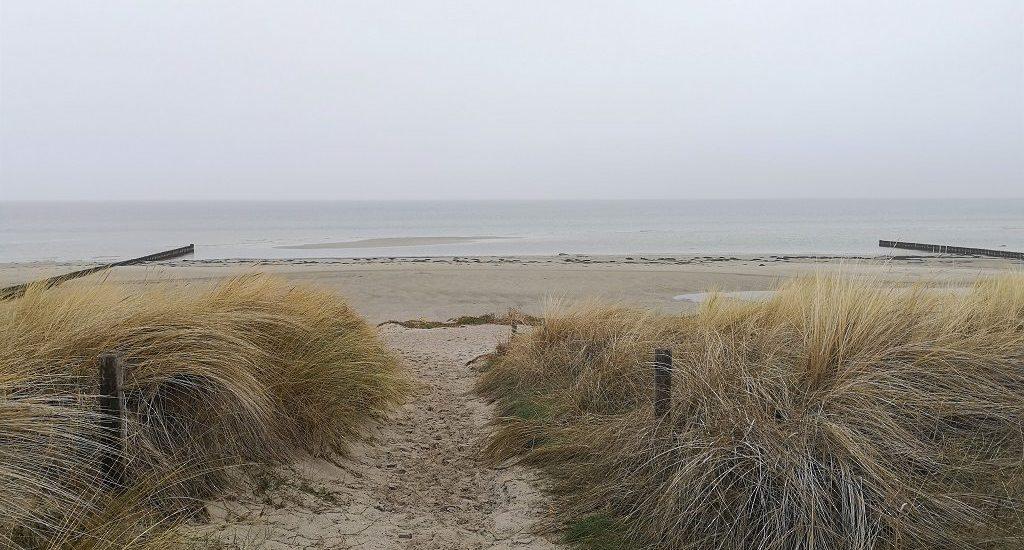 Insel Poel und Blick auf die Ostsee
