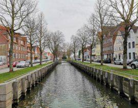 Fleth in Glückstadt