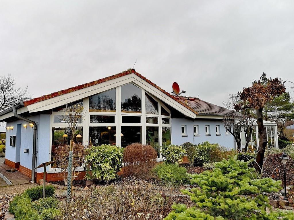 Frühstückshaus vom Gutspark Wangern
