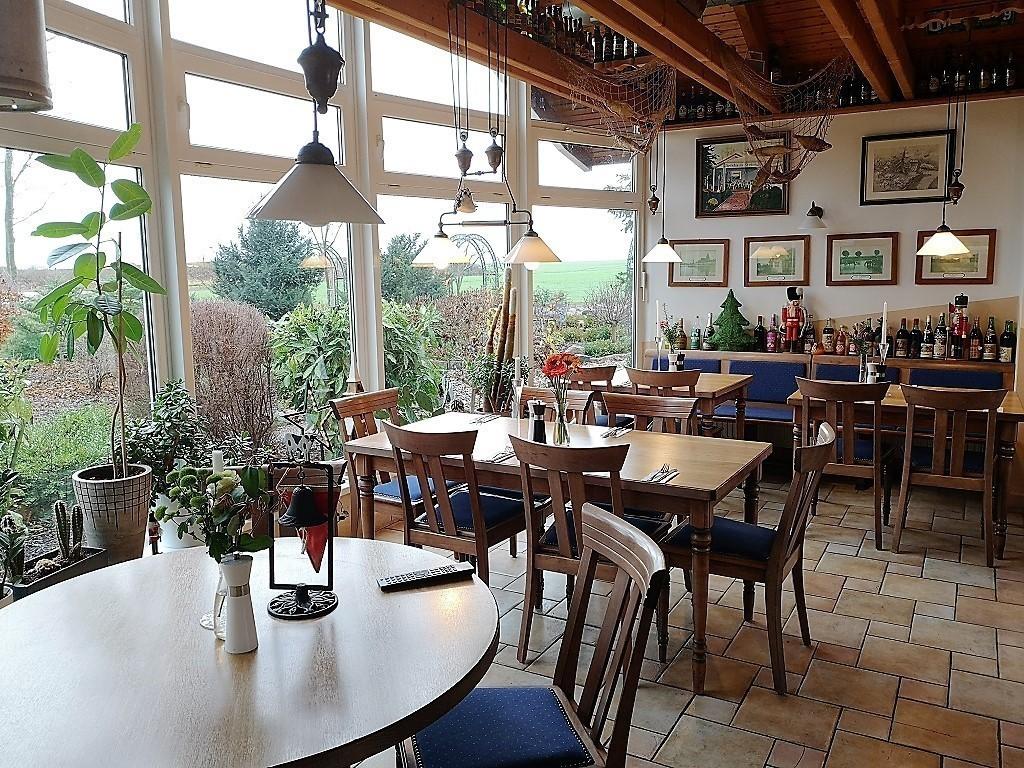 Restaurantbereich Gutspark Wangern