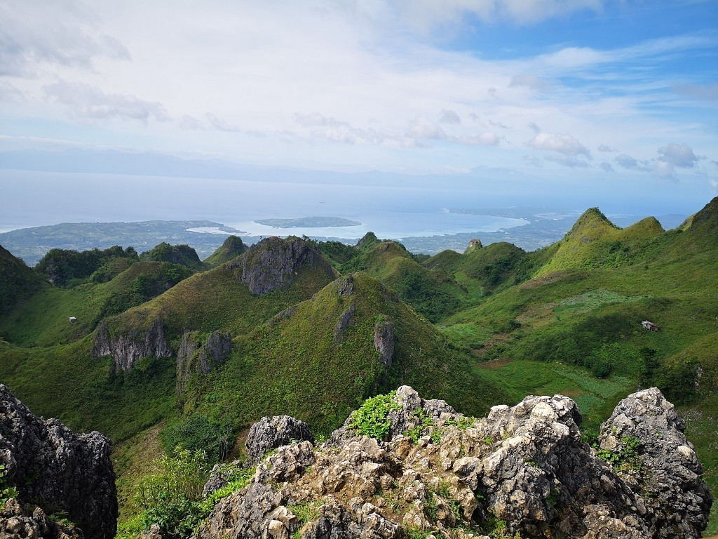 Osmena Peak, Insel Cebu