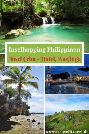 Insel Cebu Philippinen