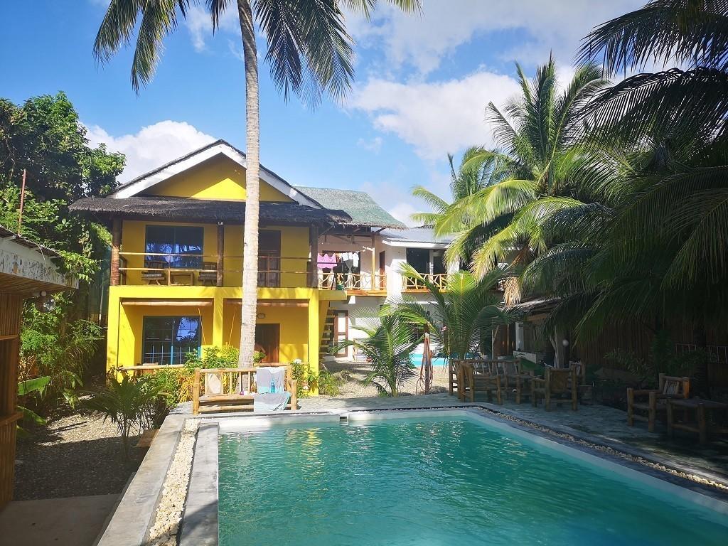 Unsere Unterkunft auf der Insel Siquijor