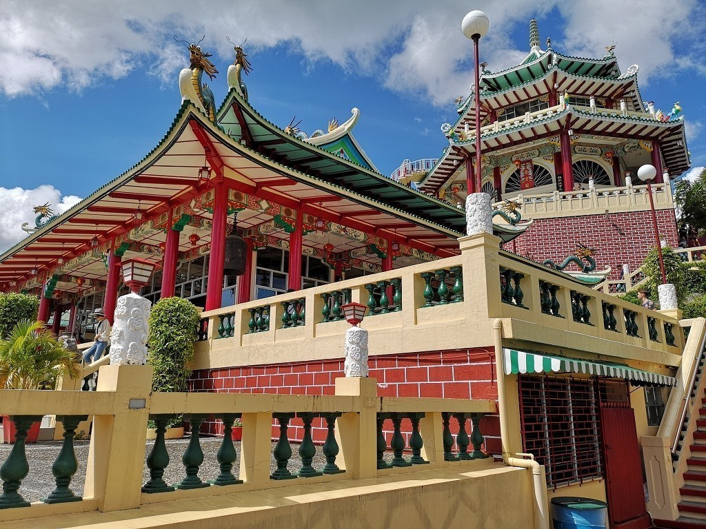 Taoist Tempel in Cebu City