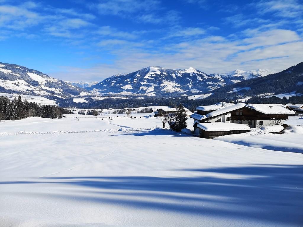 Winterwonderland Ferienregion Hohe Salve