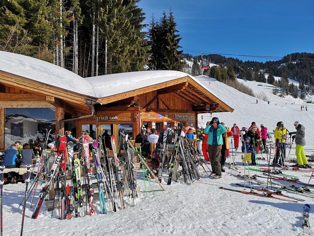Skigebiet in der Ferienregion Hohe Salve