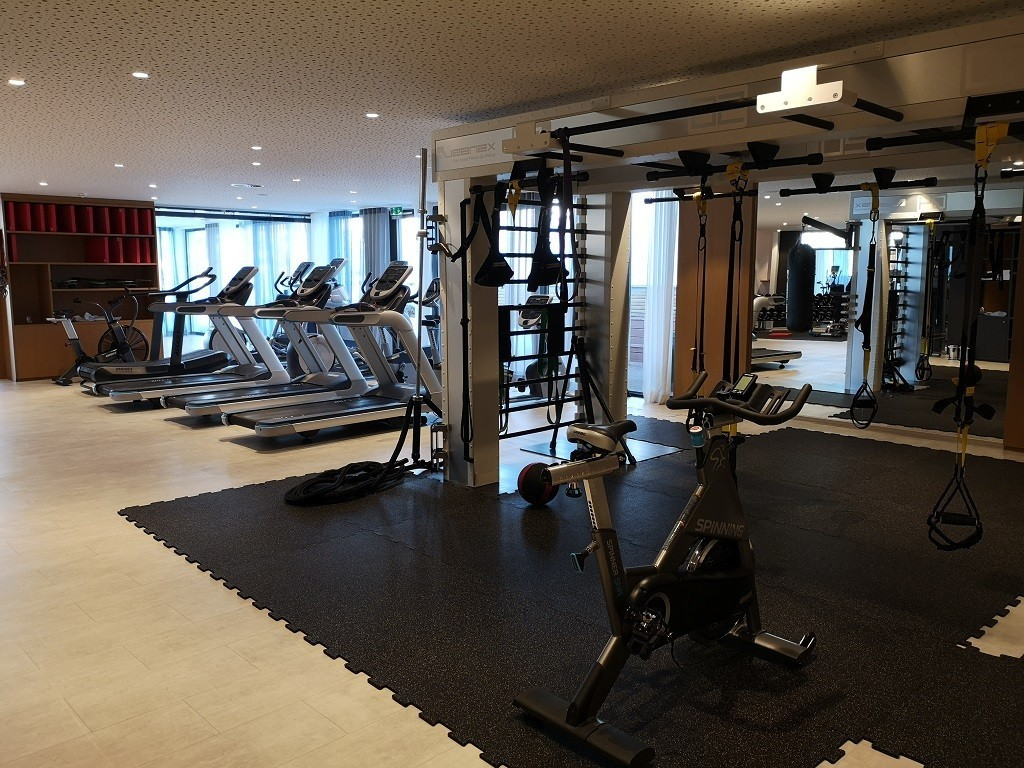 Fitness- und Kursraum
