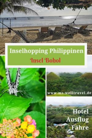 Bericht Insel Bohol