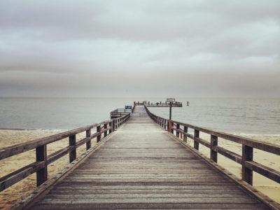 Seebrücke Insel Föhr