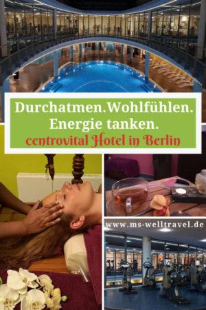 Bericht über das centrovital Berlin