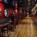 Bar auf der Kreuzfahrt