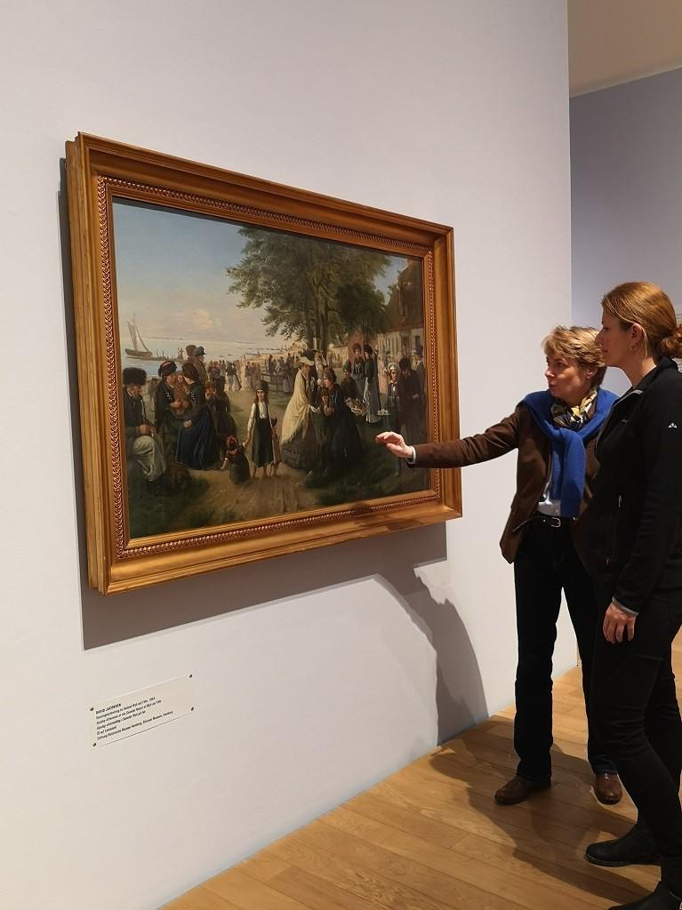 Führung im Museum Kunst der Westküste
