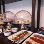 Auswahl zum Frühstück Insel Föhr