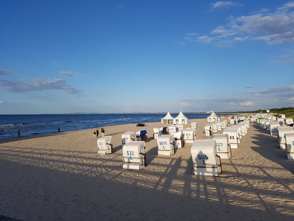 Usedom Wellness am Strand