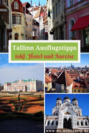 Beitrag zu Tallinn Sehenswürdigkeiten