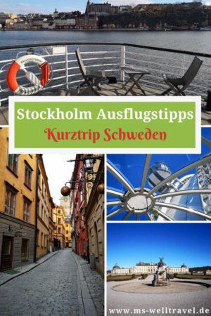 Kurztrip Tipps Stockholm