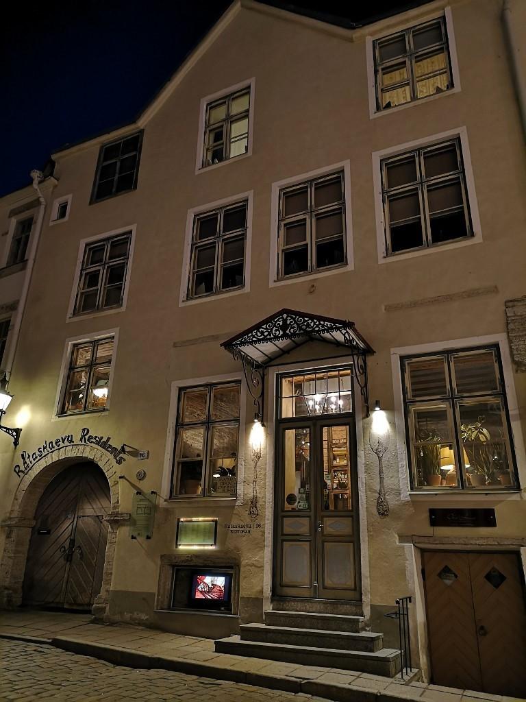 Restaurant-Tipp in Tallinn
