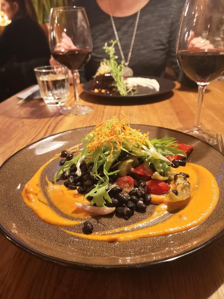 Abendessen in Tallinn