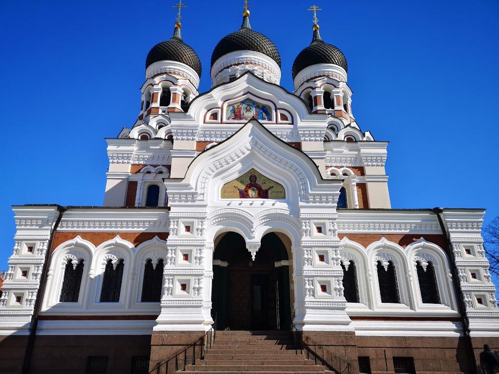Sehenswürdigkeit: Alexander-Newski Kathedrale