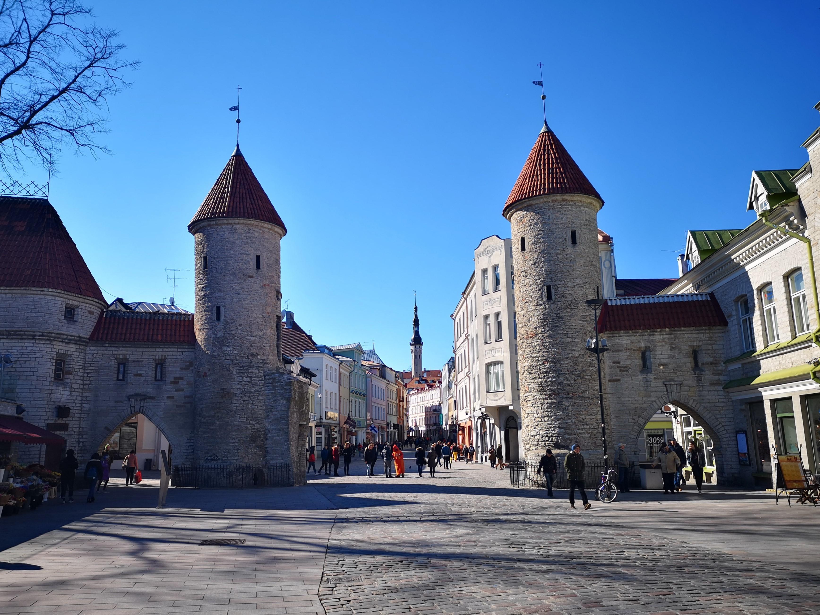 Haupteingang in die Altstadt