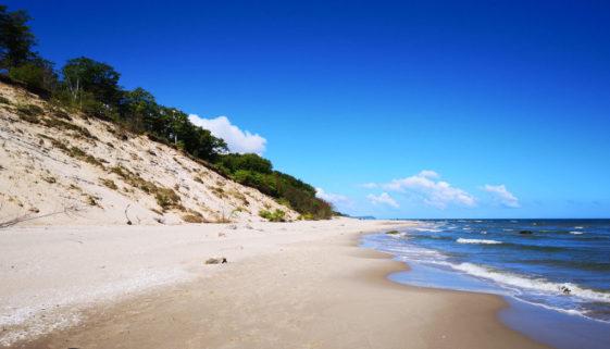 Strandwanderung Usedom