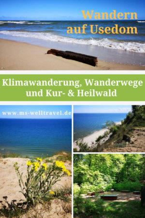 Wanderurlaub Usedom