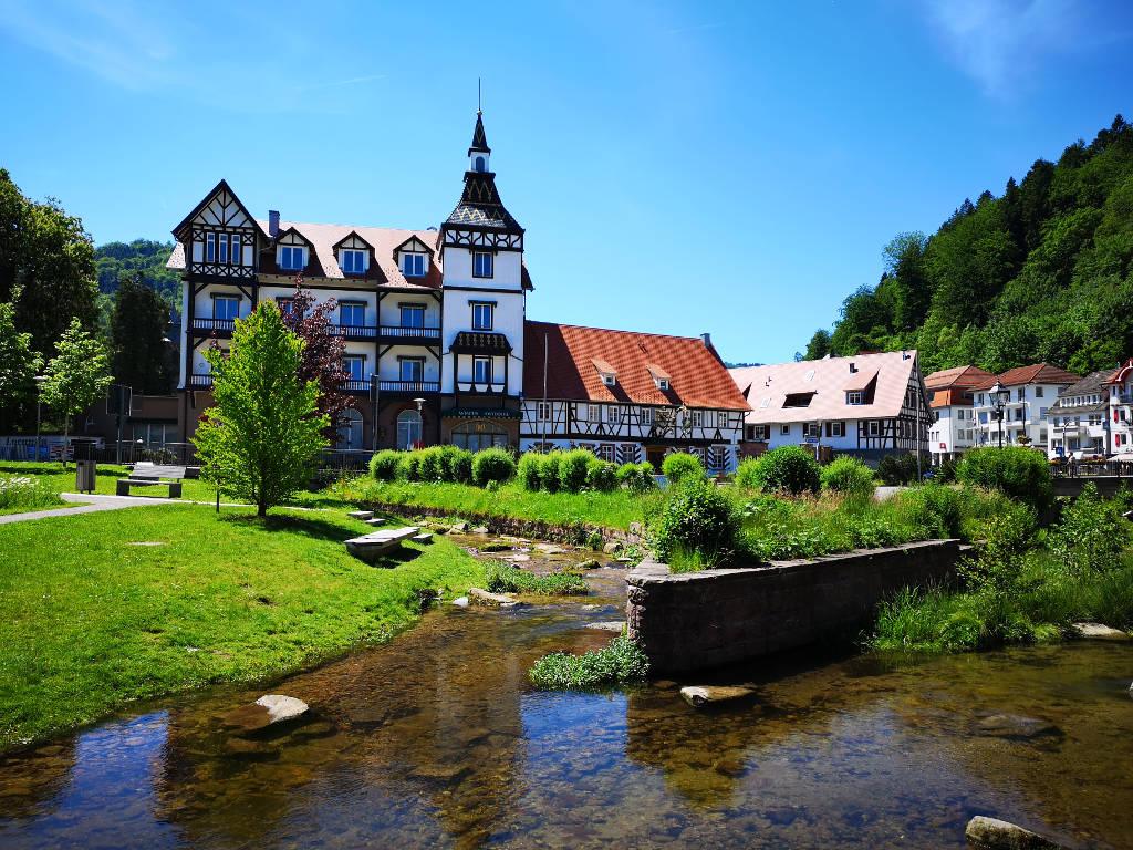 Blick Richtung Klosterviertel