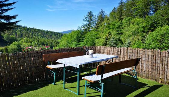 Ausflugsziel Nordschwarzwald: Wanderung auf Quellenerlebnispfad Ausflugstipp Schwarzwald Bad Herrenalb
