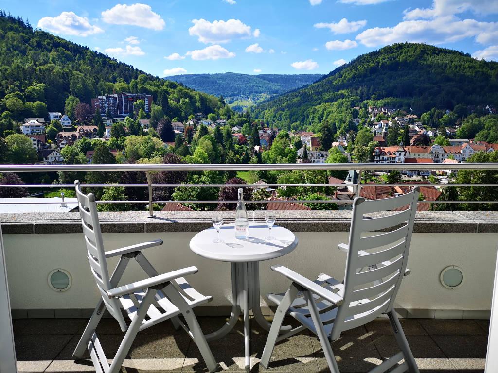 Wellness für die Augen -  Schwarzwald Panorama