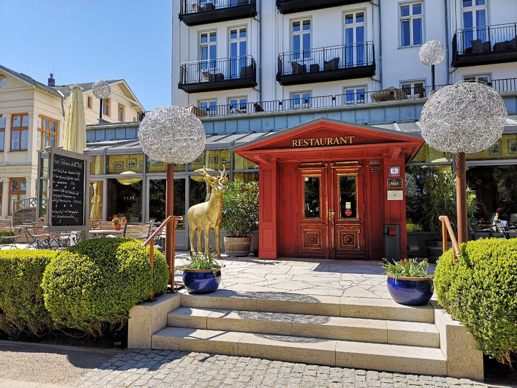 Strandhotel Heringsdorf Restaurant