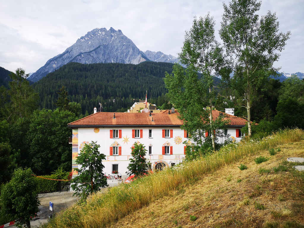 Hotel Filli in Scuol