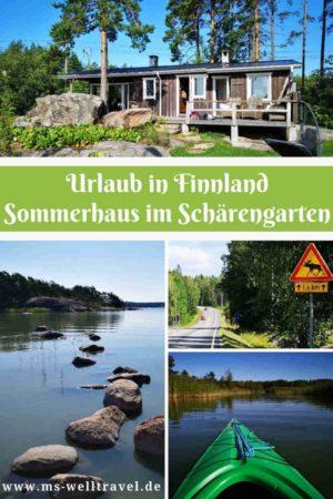 Finnland Urlaub Aktivitäten und Erholung