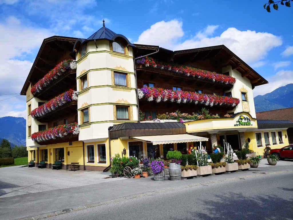 Hotel Neuwirt in Brandenberg