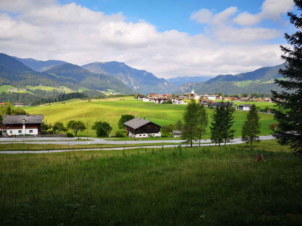 Willlkommen in Brandenberg