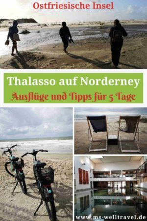 Norderney Wellness und Thalasso