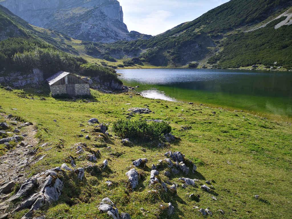 Naturjuwel Zireiner See